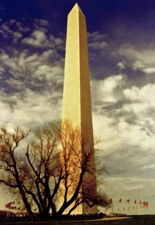 Obelisk in Washington D.C.