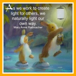 Being A Light To Others