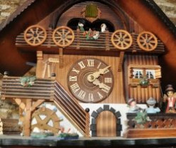 How to Maintain a Cuckoo Clock
