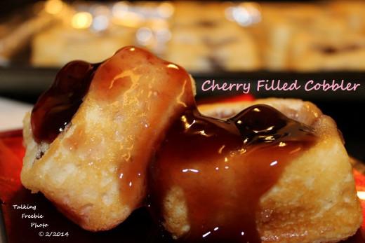 Cherry Filled Cobbler