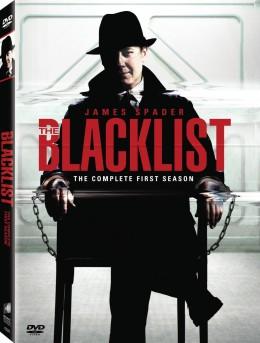 The Blacklist Season 1 DVD