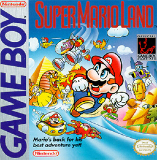 Super Mario Land (via Wikipedia)