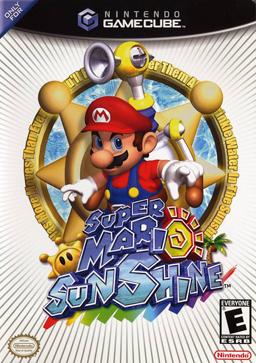 Super Mario Sunshine (via Wikipedia)