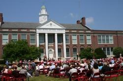 Red Hook High School graduation