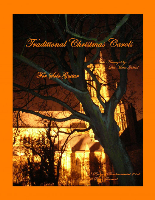 Traditional Carols for Guitar Solo