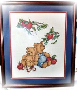 My Bears Cross Stitch
