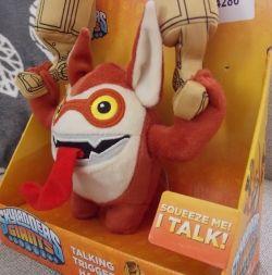 Skylanders plush toys
