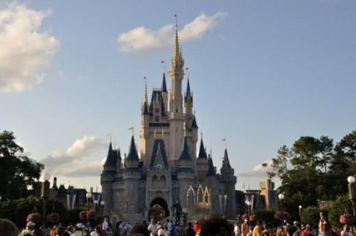 Disney World Florida NIKON D90