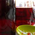 Agua de Jamaica or Iced Hibiscus Tea