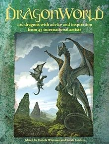 dragon art book