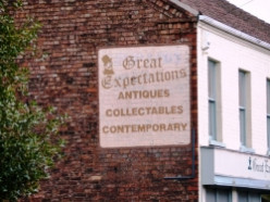 Horncastle's Great Expectations - Antiques Collectibles Contemporary