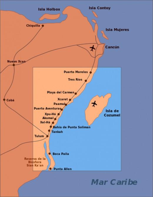 Rivera Maya Wikipedia