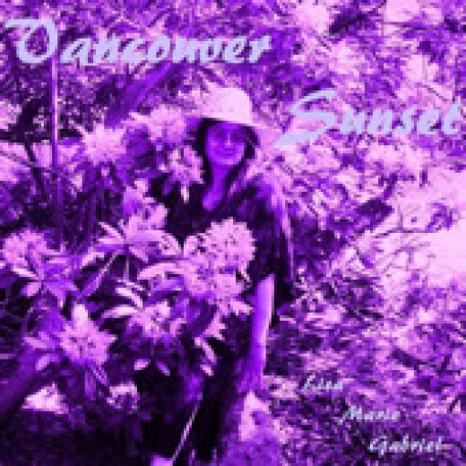 The cover of my song Vancouver Sunset
