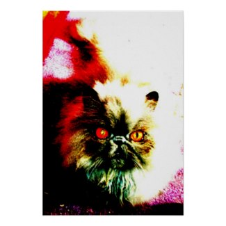You will see many persian themed cards and posters on this page and my zazzle store has many more gifts featuring cats too. I hope you will follow the link and take a look at some of these designs. Thank you.