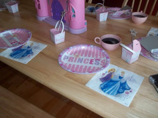 I threw my niece a princess party for her birthday last year, but I have my little pony gifts, since it is her favorite show.