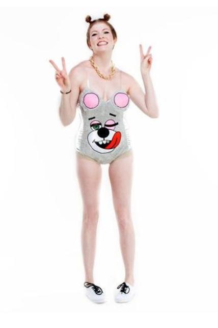 Miley Cyrus VMA Costume