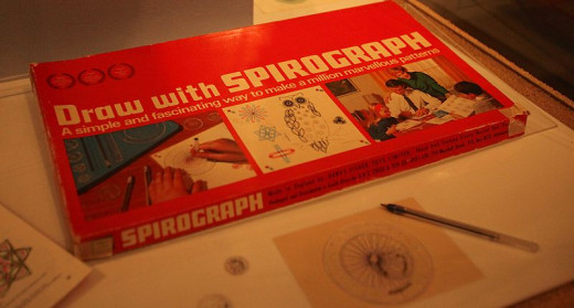 Spirograph at National Cultural History Museum, Boom Street, Pretoria