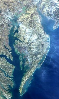 Chesapeake Bay Aerial Photo