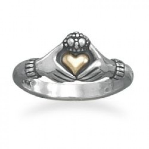 The Claddagh Ring An Irish Tradition For St Patrick S