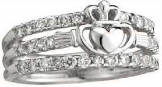 The Gold Claddagh Ring Song