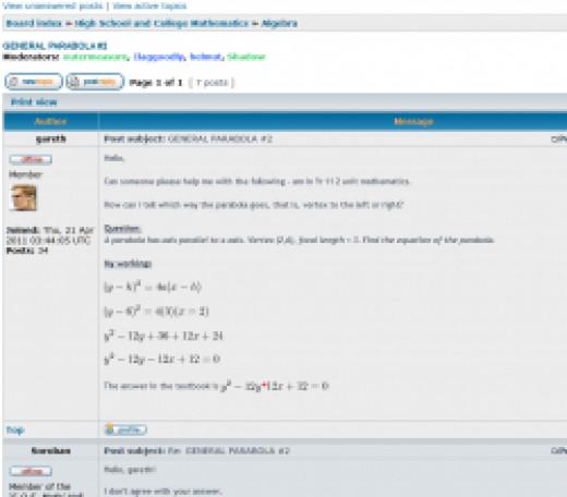 S.O.S. Math