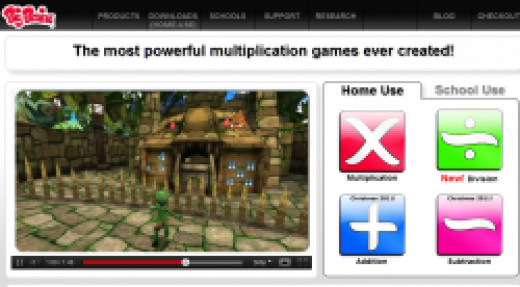 Timez Attack Multiplication and Division