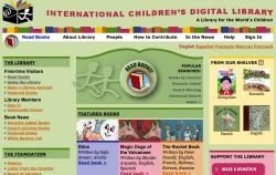 International Children's Digital Library free eBooks