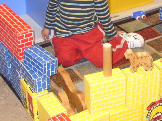 constructing with blocks