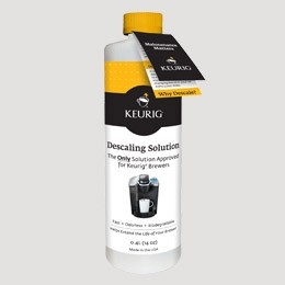 Keurig Coffee Maker Instructions For Descaling : Descaling Your Keurig Coffee Brewer
