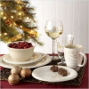 Budget Christmas  Dinnerware and Decorations