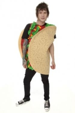 Hot Topic Taco Costume