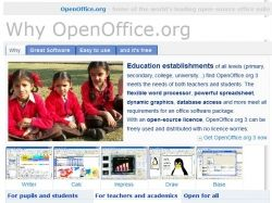 OpenOffice Webtools