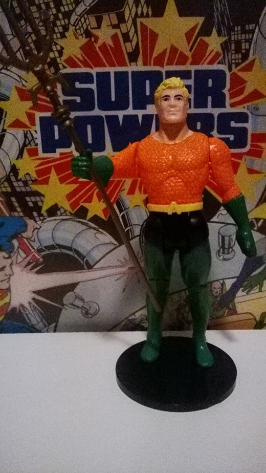 Kenner Super Powers Aquaman