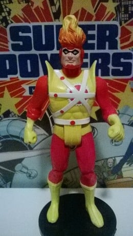 Kenner Super Powers Firestorm