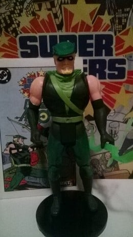 Kenner Super Powers Green Arrow