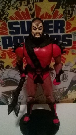 Kenner Super Powers Steppenwolf