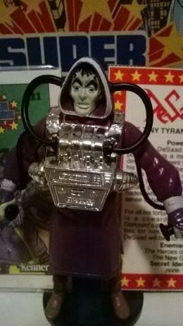 Kenner Super Powers Desaad