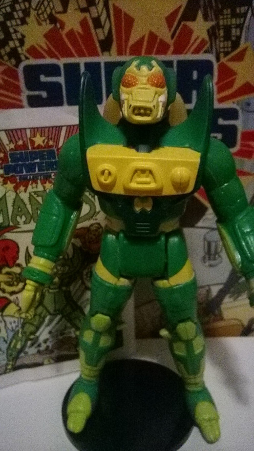 Kenner Super Powers Mantis