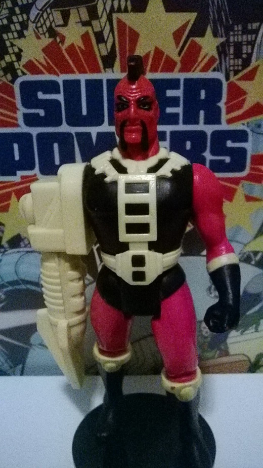Kenner Super Powers Tyr
