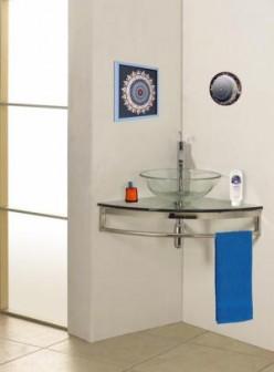 Vessel sink vanities can be very versatile