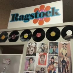 Ragstock Vinyl Decor