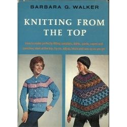 Original Cover, Knitting from the Top