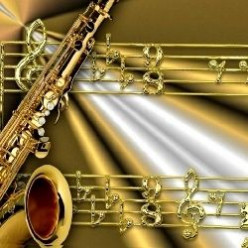 Romantic Contemporary Sax Music