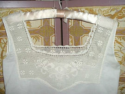 Today's Lace Lingerie from Yesterday's Pattern (Photo: bobbydene.com)