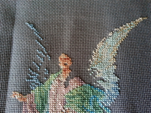 More wings done