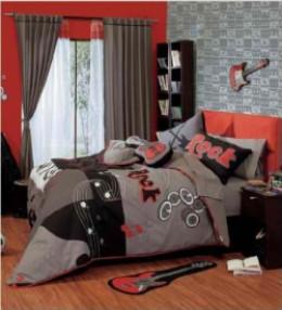rock and roll teen 39 s best seller reversible comforter