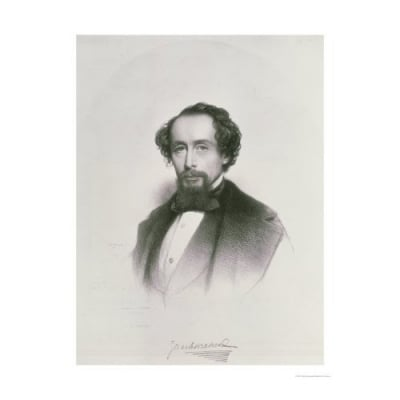 Charles Dickens Early