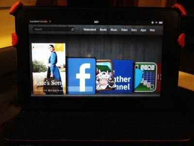 My Kindle Fire 1st Generation