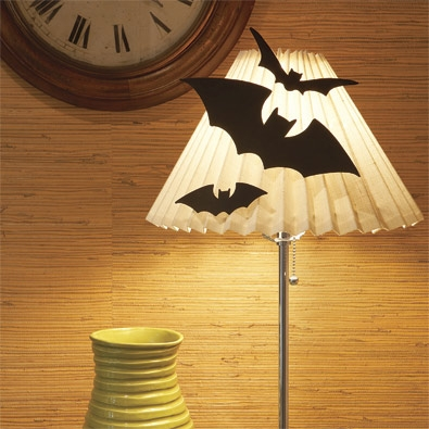 Bats on your Shade. Featured on The Little Tiara