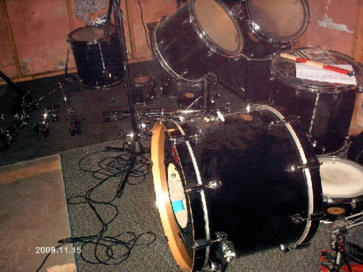 This is the Bass Drum.